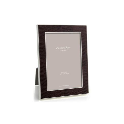 $50.00 Frame 4x6 Coffee Snakeskin