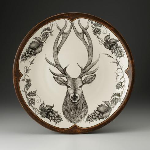 $630.00 Large Round Platter