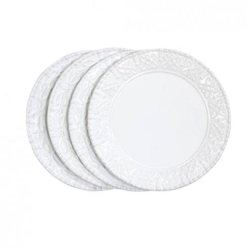 $32.00 Skyros Historia Paper White Salad Plate