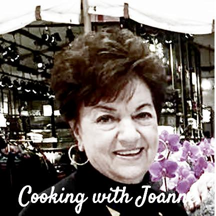 $30.00 Cooking with Joanne