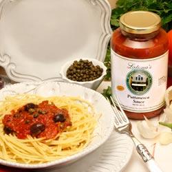 $11.99 Puttanesca Sauce