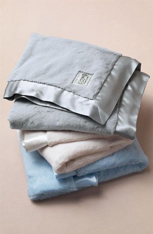 $84.00 Luxe Blue Blanket