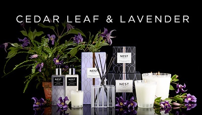 $42.00 Cedar Leaf & Lavender Diffuser