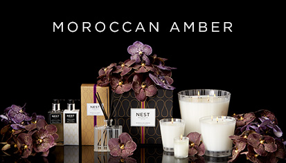 $40.00 Moroccan Amber Candle