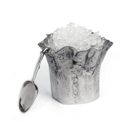$125.00 Branch Ice Bucket with Scoop