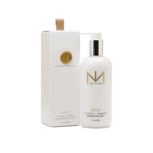 $32.00 Gold Body Lotion