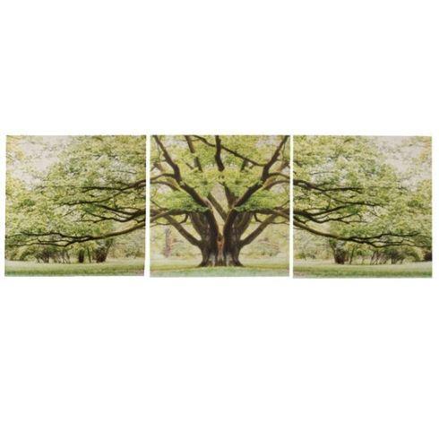 $110.00 3 Panel Tree Print, Set of 3