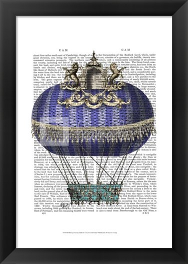 $27.00 Baroque Fantasy Balloon 4