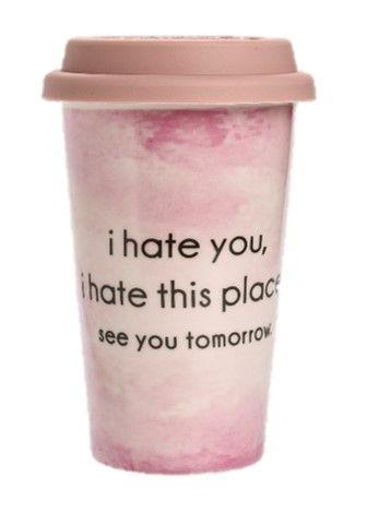 $16.00 See You Tomorrow Travel Mug