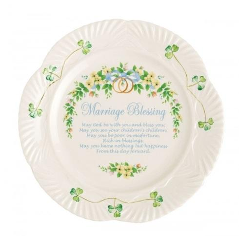 $75.00 Marriage Blessing Plate
