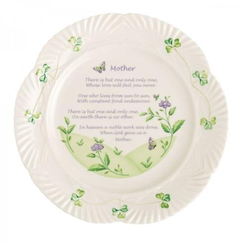 $75.00 Mother\'s Blessing Plate