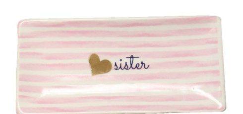 $10.00 Trinket Tray, Sister