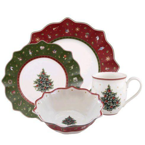 Toy\'s Delight: 4 Piece Place Setting