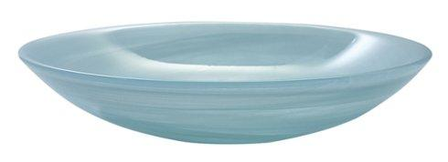 $59.00 Aqua Alabaster Serving Bowl