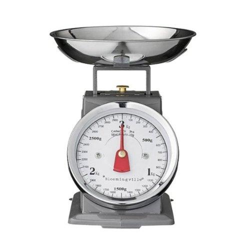 $33.00 Metal Kitchen Scale