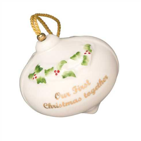 $40.00 Our First Christmas Bauble