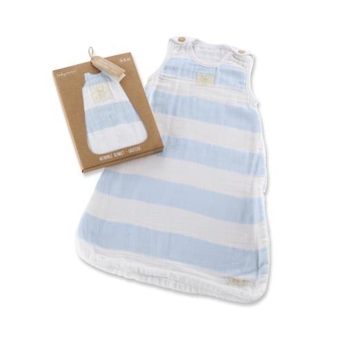 """$37.00 """"Sweet Snuggles"""" Wearable Blanket in Blue"""