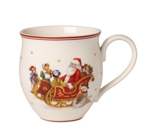 $17.00 Mug, Santa\'s Sleigh Ride