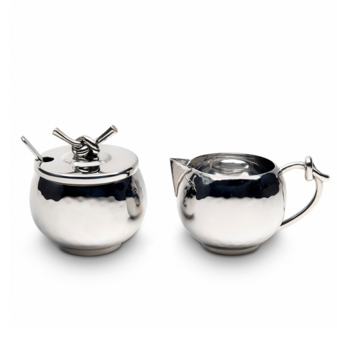 $120.00 Helyx Cream & Sugar Set