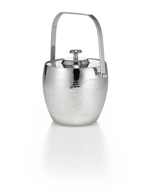 $95.00 Ice Bucket w/Croc Pattern