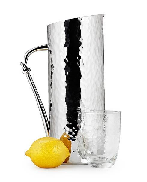 $235.00 Water Pitcher w/Knot Handle