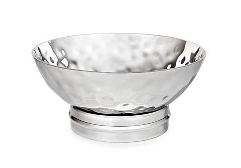 $60.00 Round Bowl with Strap Base