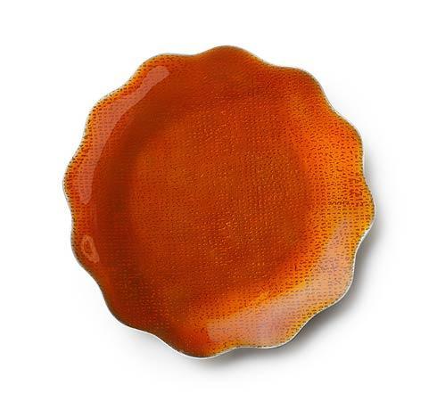$50.00 Burnt Orange Dish