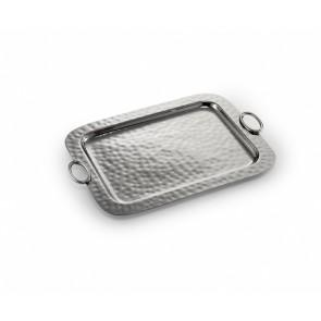 $345.00 Serving Tray w/Ring