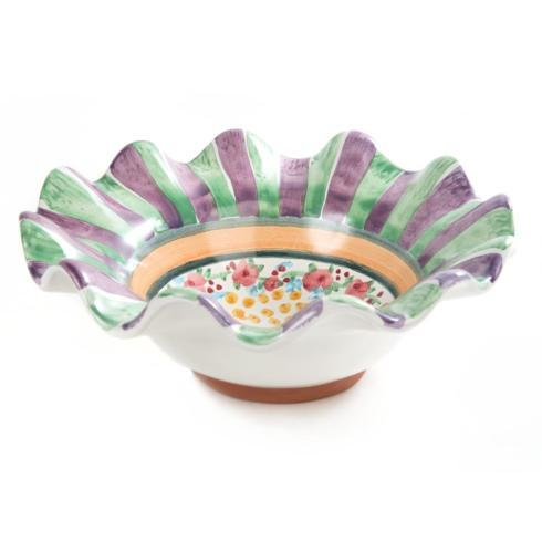$78.00 Taylor Fluted Breakfast Bowl - Forest Home