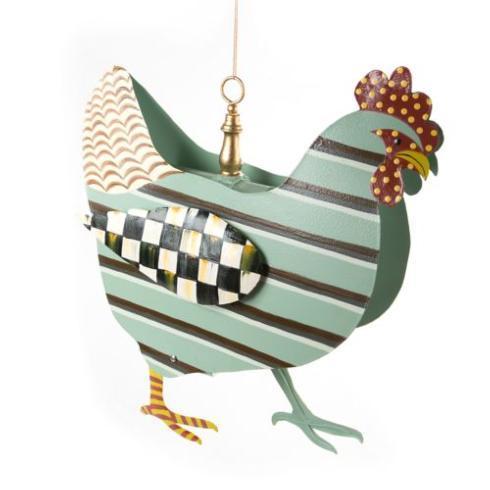 $230.00 Chicken Birdhouse