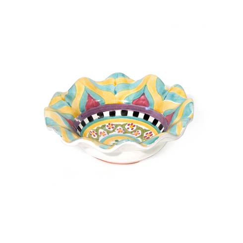 $68.00 Taylor Fluted Rim Berry Bowl - Hitchcock Field