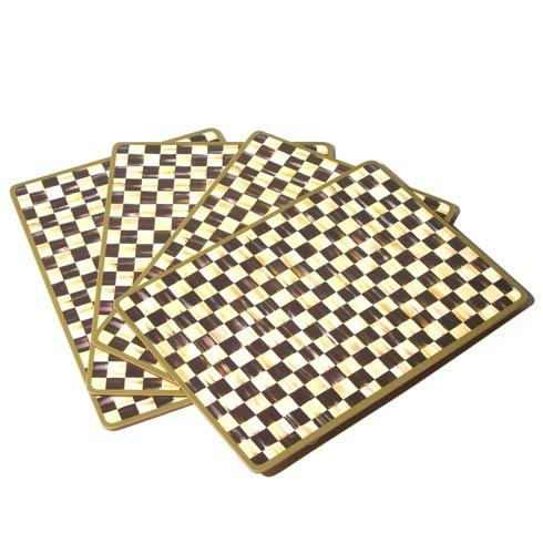 $78.00 Cork Back Placemats - Set of 4