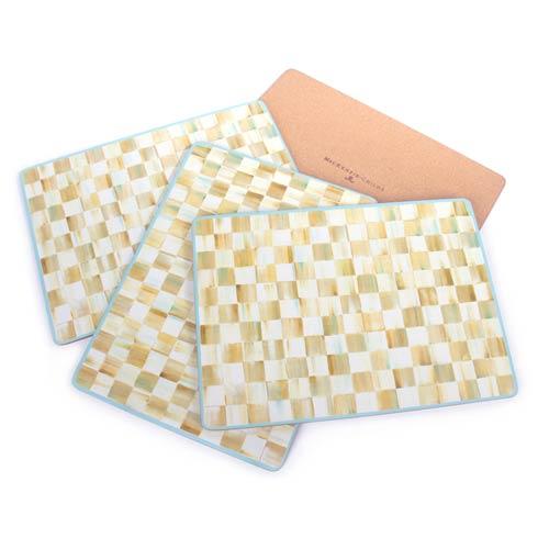 $75.00 Cork Back Placemats - Set of 4