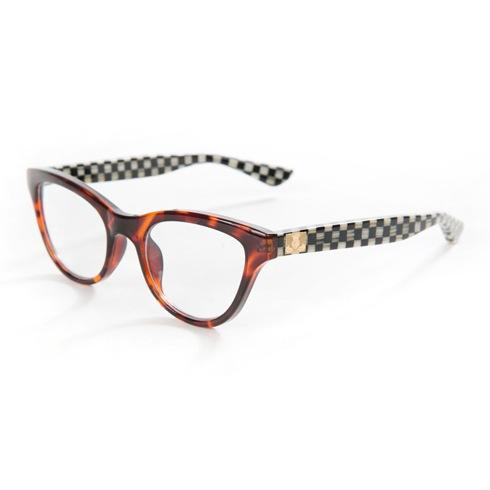 $78.00 Courtly Tortoise Leno Readers - X3.0
