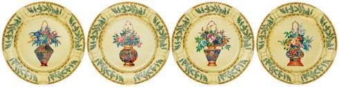$385.00 Dessert Plates S/4