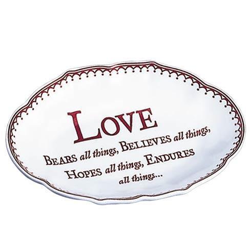 $38.00 Love Bears All Things, Hopes All Things, Endures All Things