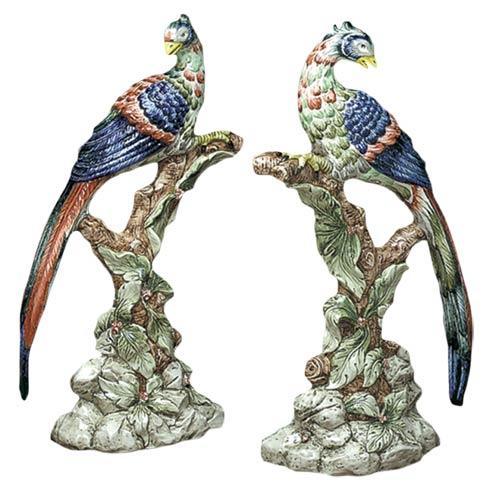 $1,450.00 Brighton Pavilion Birds, Pair