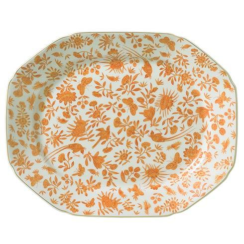 $270.00 Octagonal Platter