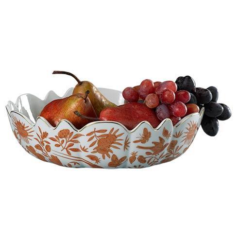 $245.00 Scalloped Bowl