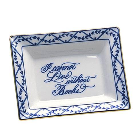 $75.00 Books Rectangular Verse Tray