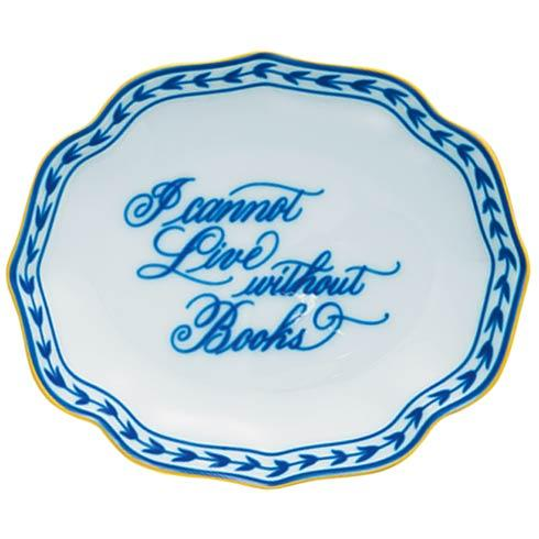 $48.00 Books Oval  Verse Tray