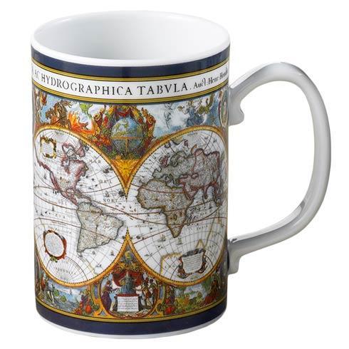 $55.00 World Map Hondius Mug