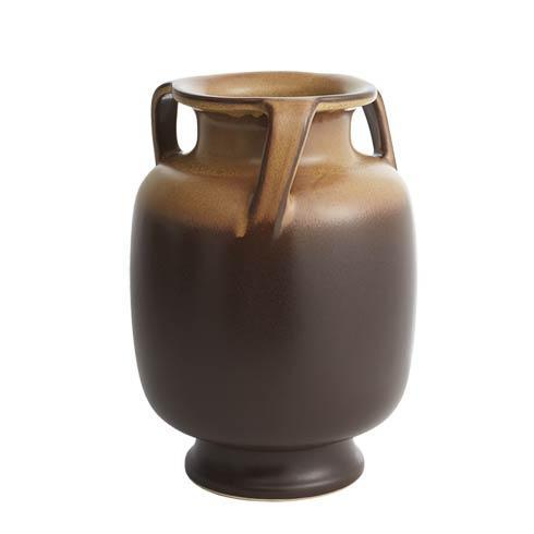$585.00 Barrel Jar Gold & Brown