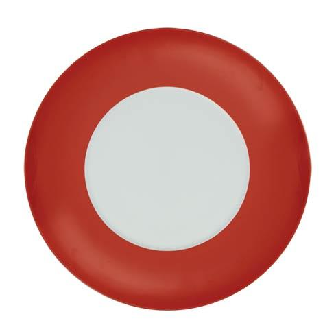 $135.00 Eclipse Red Service Plate