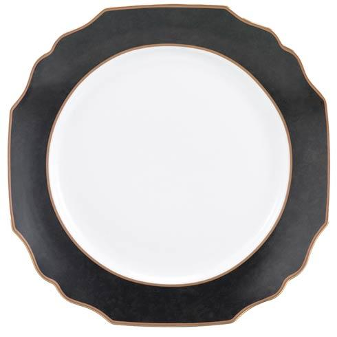 $260.00 Black Service Plate