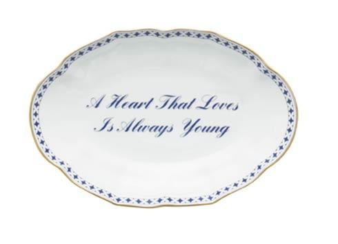 $40.00 A Heart That Loves Is Always Young
