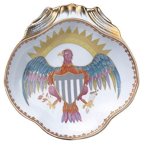 $220.00 Eagle Shell Dish