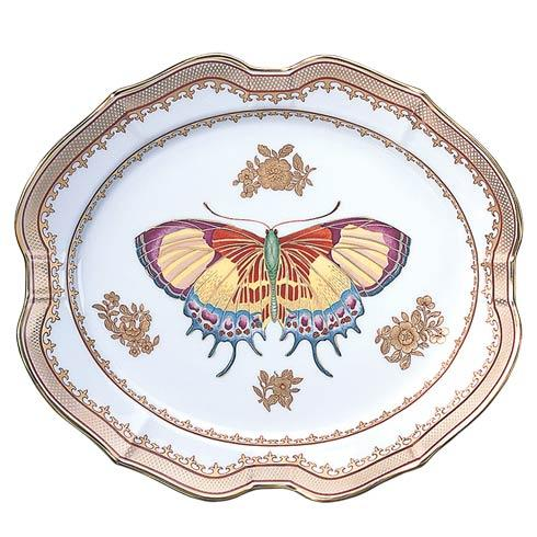 $225.00 Butterfly Platter, Small