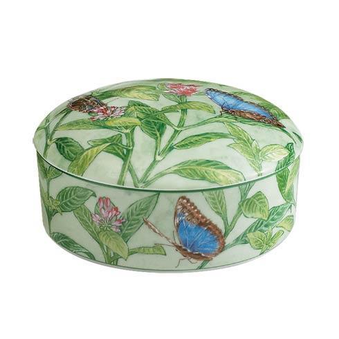 $92.00 Butterfly Box Heirluminare, Blue Morpho