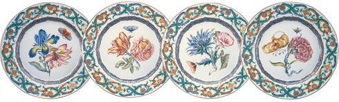 $475.00 Dessert Plate Set Of 4